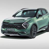 El KIA Sportage 2022 confirma 'specs' para Europa: carrocería corta y seis opciones de motor
