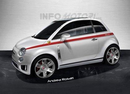 Nuevas recreaciones del Fiat 500 Abarth