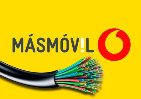 MásMóvil y Vodafone anuncian un acuerdo para compartir sus redes de fibra