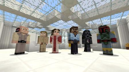 Minecraft Star Wars Pack (3)