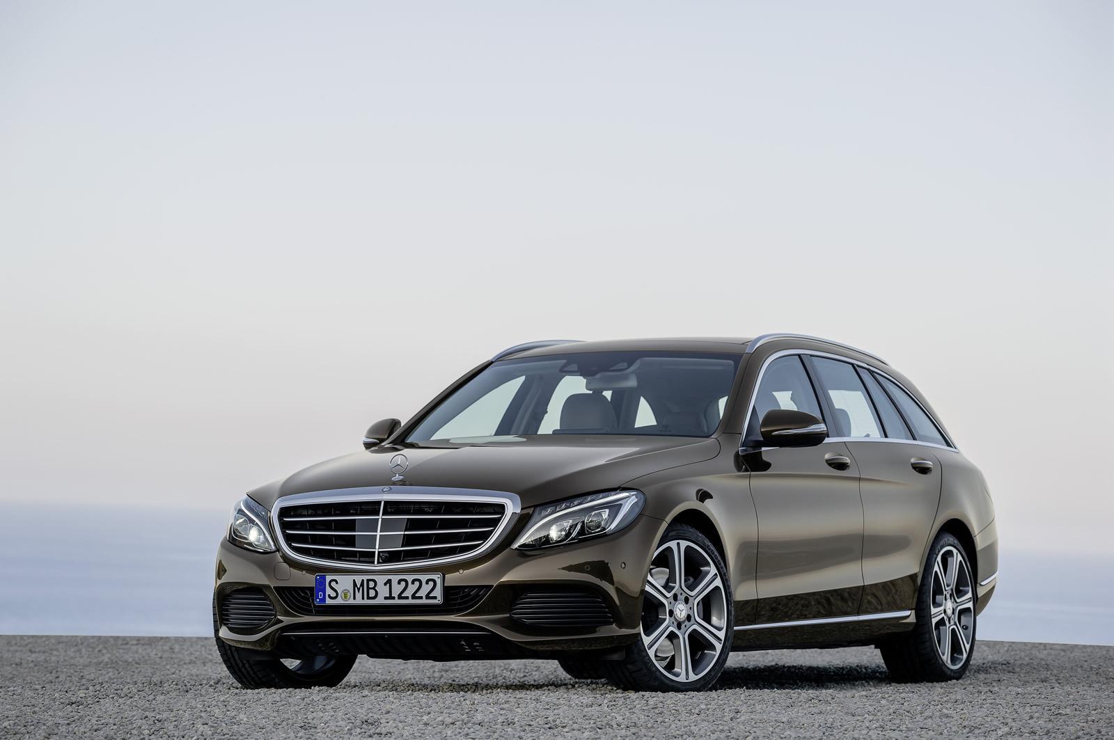 Foto de Mercedes-Benz Clase C Estate 2014 (1/36)