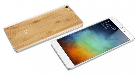 Xiaomi Mi Note Bambu