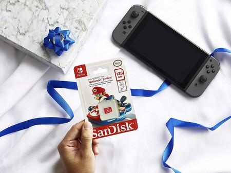 Nintendo Tarjeta Memoria