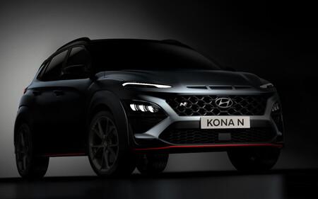 Hyundai Kona N, el primer SUV con ese apellido revela imágenes que ya dejan poco a la imaginación