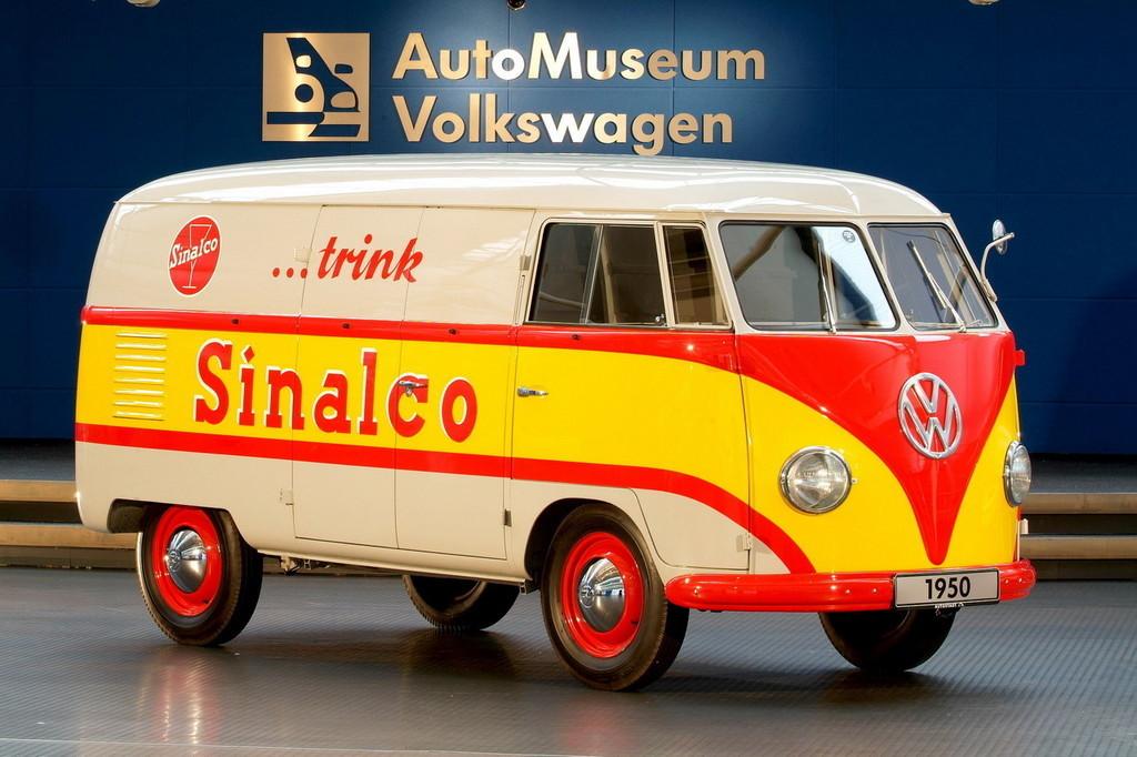 Foto de 60 años del Volkswagen Bully (24/34)