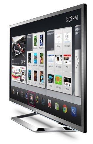 LG Smart TV con Google TV, así es