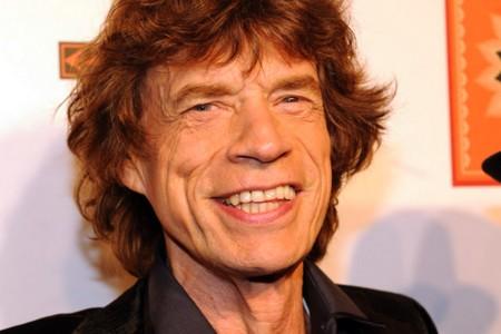 ¿Demasiado tarde para ser padre? Mick Jagger será padre a los 73 años