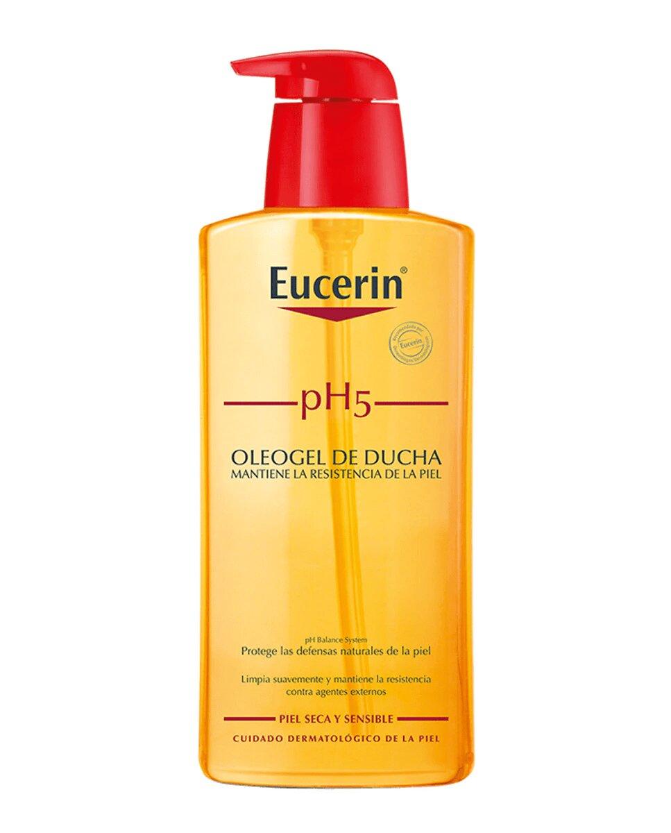 Aceite De Ducha 400ml Ph5 Piel Sensible Eucerin