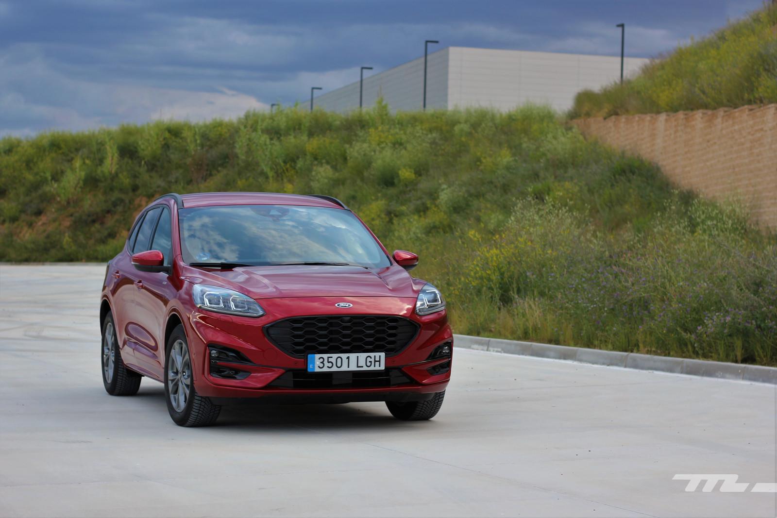 Foto de Ford Kuga 2020 - prueba (16/55)