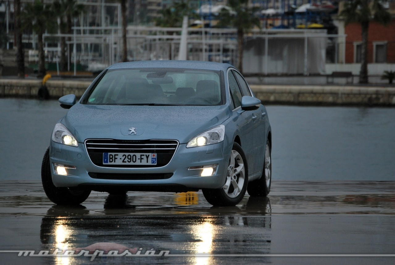 Foto de Peugeot 508 y 508 SW (presentación) (61/118)