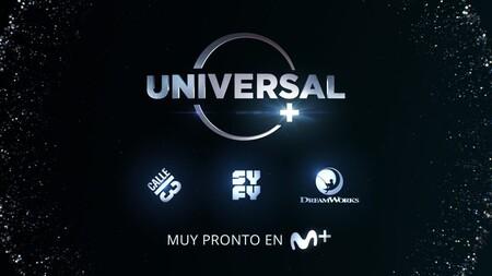 Movistar TV integra Universal+ en sus contenidos bajo demanda, y añade nuevo canal infantil DreamWorks