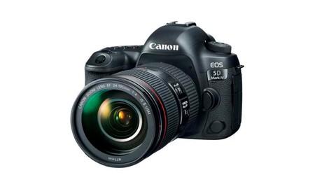 Más barata todavía: la EOS 5D Mark IV de Canon, con objetivo 24-105 f4L IS II, ahora en eBay por 2.999 euros