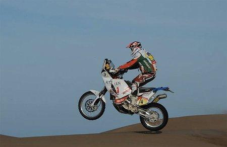 Dakar 2011: Iquique - Arica, etapa 6