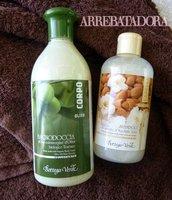 La ducha con Bottega Verde: probamos el champú Mandorle y el gel de ducha Olivo