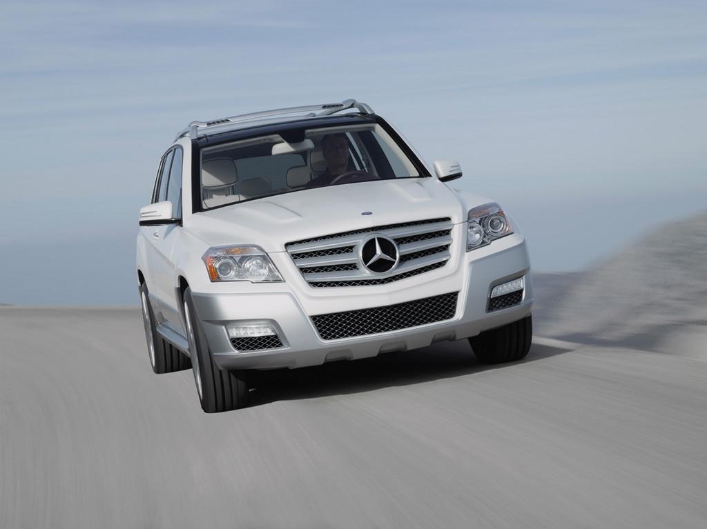 Foto de Mercedes-Benz Vision GLK Freeside (1/36)