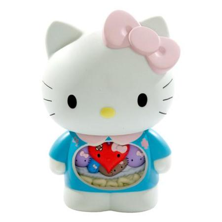 La Anatomía de... Kitty (hecha toy)