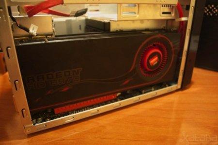 Shuttle SX58H7 Pro AMD 6970