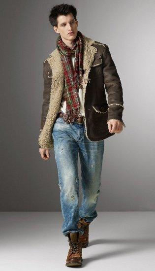 Sisley, lookbook Otoño-Invierno 2010/2011