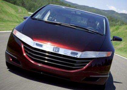 Nueva generación del Honda FCX