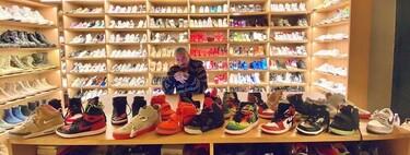 Cómo guardar tus zapatillas de deporte en orden y a la vista