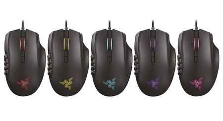 Black Friday: hoy en Amazon, el ratón gaming Razer Naga Chroma por 59,90 euros