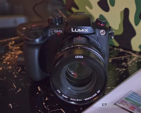 Panasonic Lumix Gh5s 9b