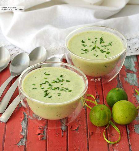 Sopa Pepino