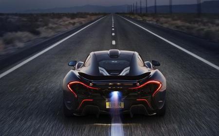 McLaren P1, así de bien luce cuando le ponen al límite