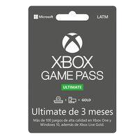 Tarjeta de Xbox Game Pass Ultimate está de oferta en Amazon México, más de 500 títulos de Xbox por 517 pesos