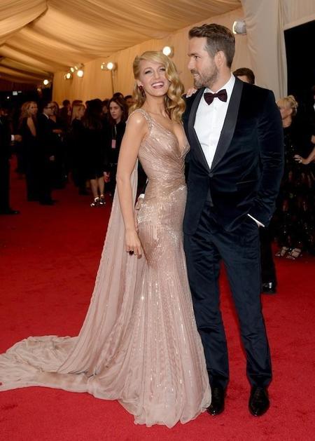 Blake Lively y Ryan Reynolds van a ser padres ¡Será precioso!