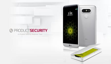 LG lanza sitio de seguridad para sus nuevos productos
