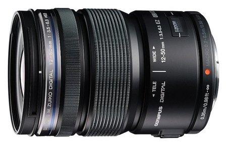 Olympus anuncia un interesante zoom 12-50mm para Micro Cuatro Tercios