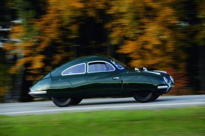 V2 Sagitta, un récord aerodinámico sólo comparable con el del Volkswagen XL1