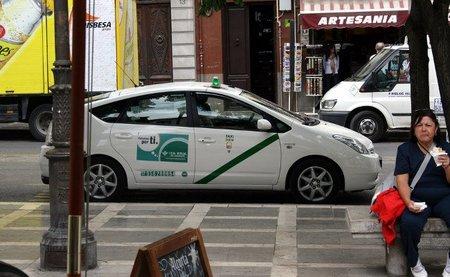 Toyota Prius, cómo triunfar en el sector taxi por méritos propios