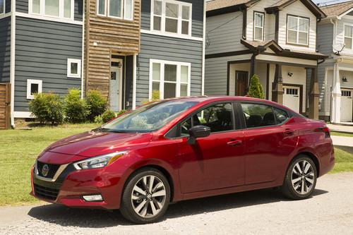 Nissan Versa 2020: Precios, versiones y equipamiento en México