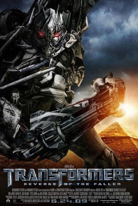 Foto de 'Transformers: Revenge of the Fallen', nuevos carteles (3/4)