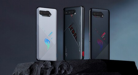 Asus Rog Phone 5s Pro Snapdragon 888 Plus