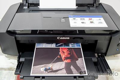 Impresora Canon Pixma iP8750, análisis