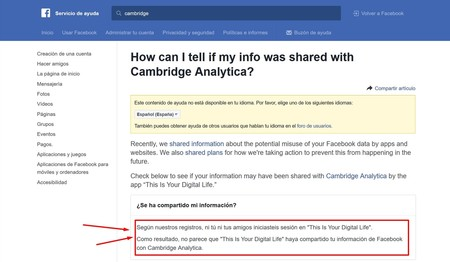 Fb Cambridge Analytica