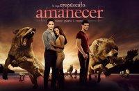'La saga Crepúsculo: Amanecer. Parte 1', la película