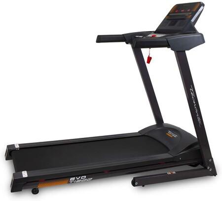 Cinta De Correr Bh Fitness Evo T1200 Velbos