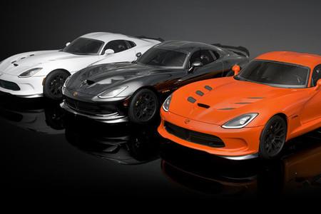 """Dodge Viper, ahora 15.000 dólares más """"barato"""""""
