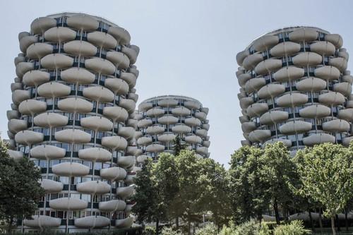 Les Choux o cuando un simple balcón convirtió a unos sencillos edificios en verdaderos íconos arquitectónicos