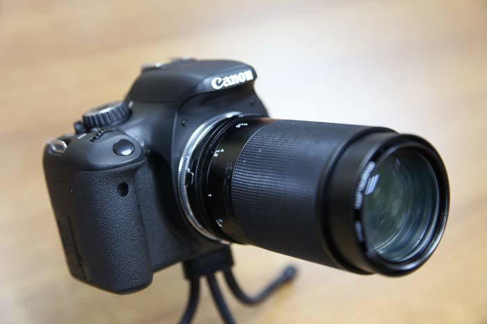 Foto de Transformando la Canon 550D en una cámara sin espejo enfocada a la grabación de vídeo (10/10)