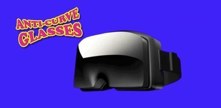 Anti-Curve Glasses de Vizio, una divertida forma de publicitar sus televisores