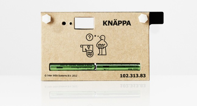 Ikea Knappa