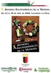 X Jornadas Gastronómicas de la Verdura en Calahorra