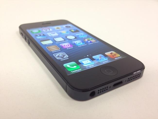 iPhone 5 lanzamiento España