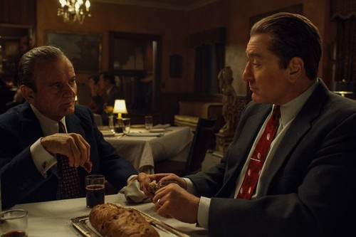 'El irlandés': Martin Scorsese ha firmado su película de mafiosos definitiva para Netflix