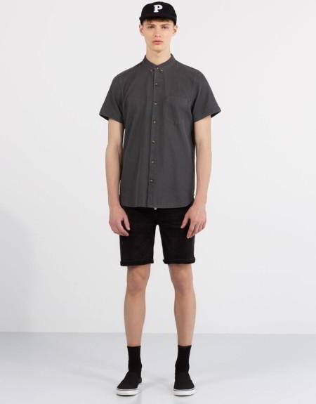 Camisas Denim Primavera Verano Trendencias Hombre 2016